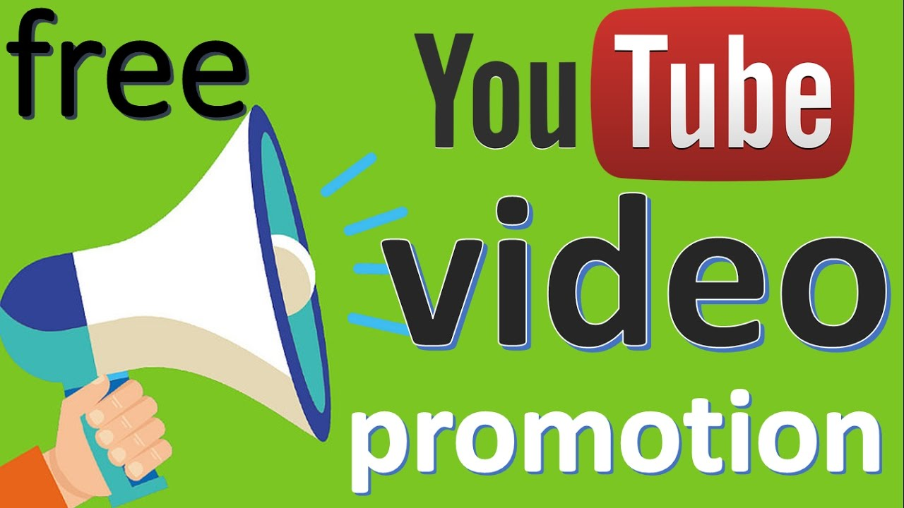 What Are The Ways To Promote YouTube Channel For Free